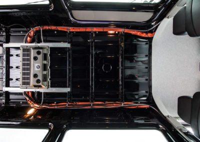 Interior View - EcoLine 8 – 2016 Mercedes-Benz 3500 Cargo Van 170 Extended