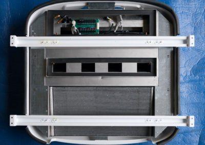 AC Unit Detail - EcoLine 8 – 2016 Mercedes-Benz 3500 Cargo Van 170 Extended