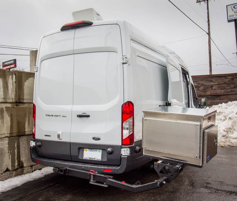 Ram Promaster Rear Cargo Hvac Systems For Heating Cooling