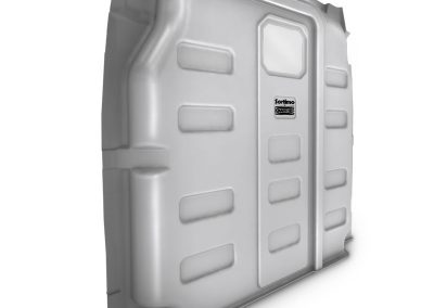 Sortimo partitions are now available for Ford Transit from Cicioni.