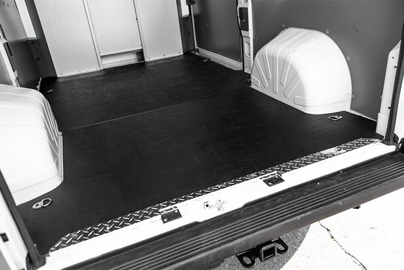 RAM ProMaster vehicle liner floor