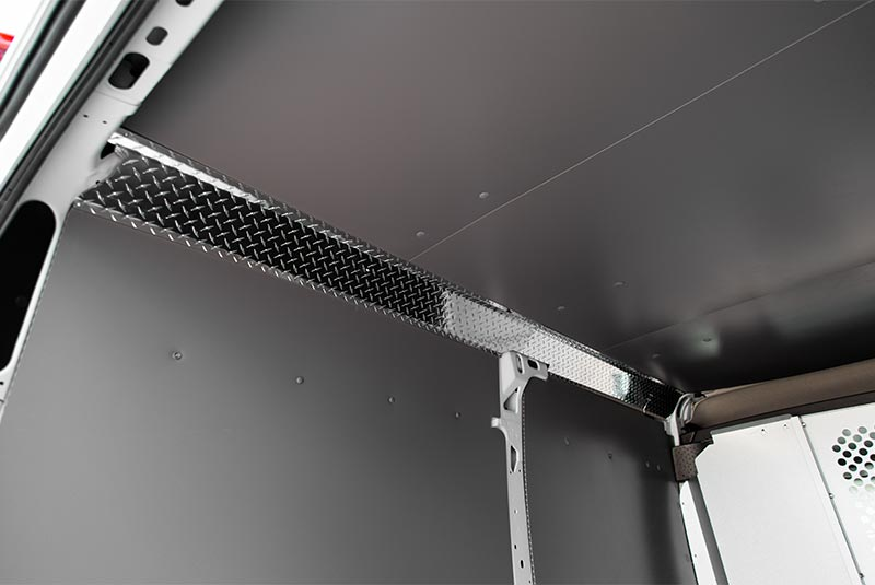 RAM ProMaster vehicle liner ceiling