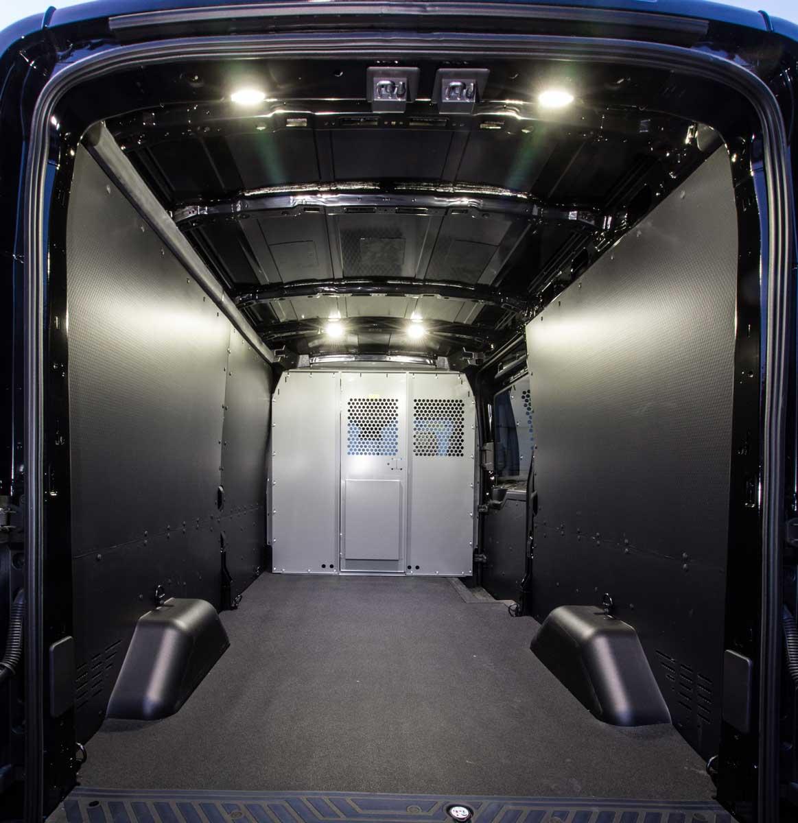 Ford Transit Rear Cargo Hvac Solutions By Cicioni