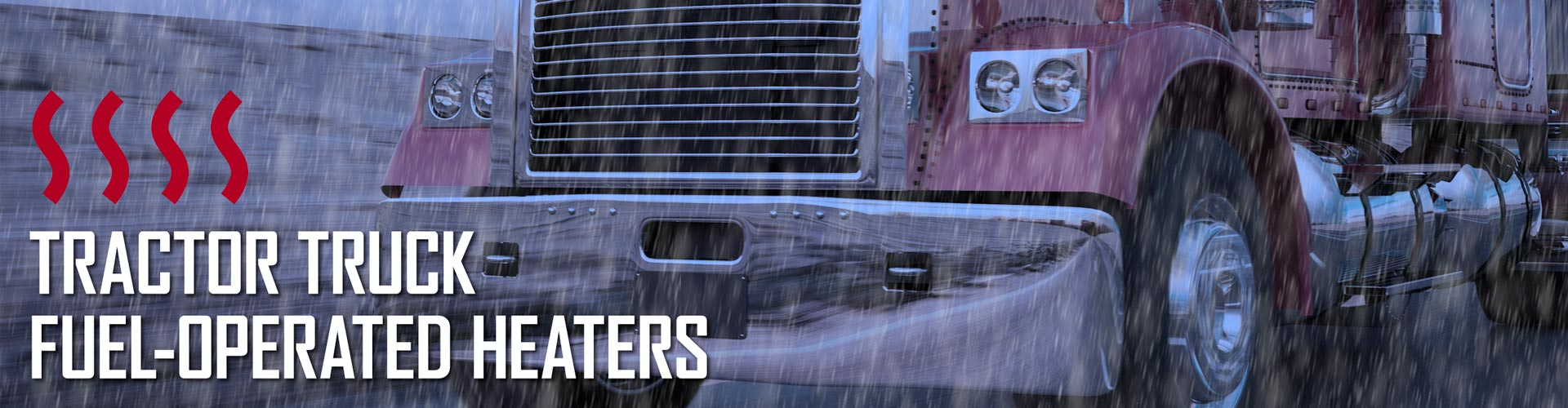 Fuel operated heaters for Mercedes-Benz Sprinter, RAM ProMaster, and Ford Transit